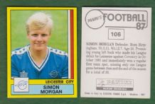 Leicester City Simon Morgan 106
